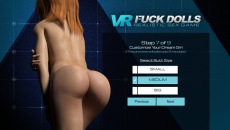 3D Fuck Dolls game with virtual sex