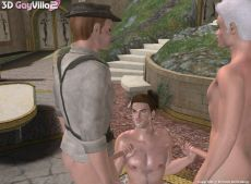 3D GayVilla 2 Android APK gay game download