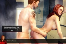 Lesson of Passion gameplay with nude girls
