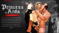 Princess of Arda free Android APK game version