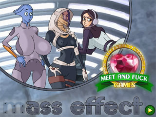 Meet N Fuck game Android Ass Effect