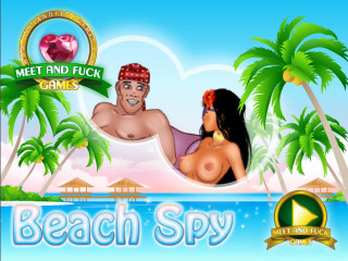 Meet and Fuck game Android Beach Spy