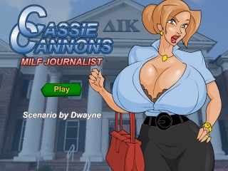 Meet N Fuck Android APK game Cassie Cannons MILF Journalist