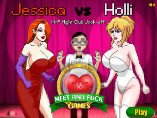 Meet N Fuck games mobile Jessica vs Holli