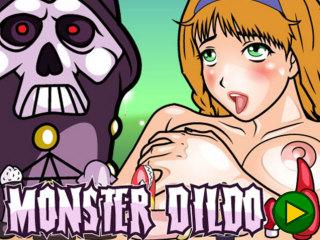 Meet and Fuck APK game Monster Dildo