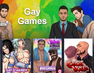 Nutaku LGBT gay games free online