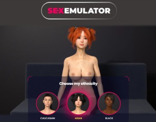 SexEmulator online free porn game