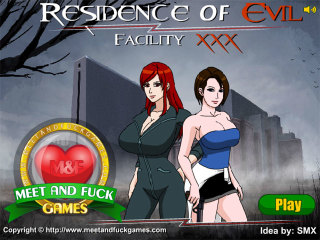 Meet N Fuck games mobile Residence of Evil Facility XXX