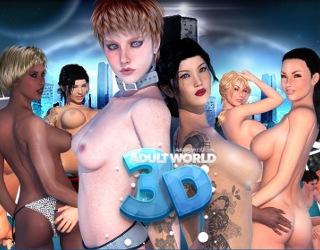 adult world 3d free