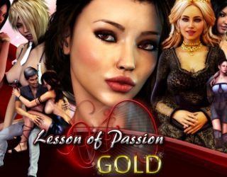 lesson of passion gold games download