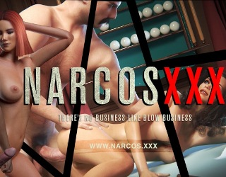 narcos xxx gangster mafia porn game